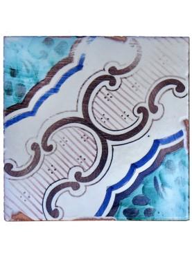 Made in Italy majolica tiles