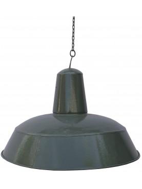 Lampada a sospensione Ø48cm in stile industriale GRIGIA
