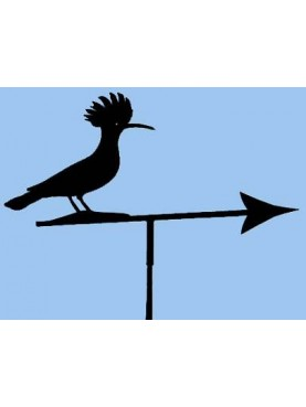 The Hoopoe windvane