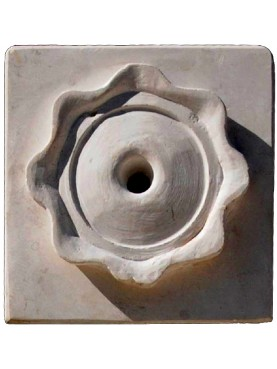 Fountain stone foucet