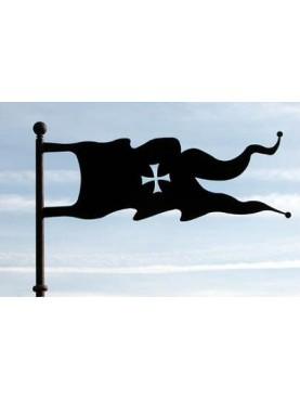 Banderuola con Croce di Malta