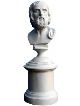 Euripides, little tanagre of the Greek playwright