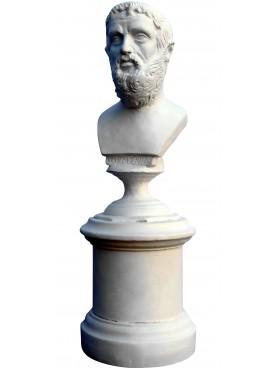 Parmenides, little tanagre of the Greek ancient philosopher