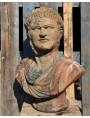 Nero terracotta bust
