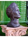 Dante Alighieri bust - major Italian poet