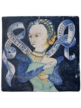 Renaissance Tile Orsini-Colonna