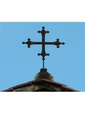 Croce Pisana in ferro