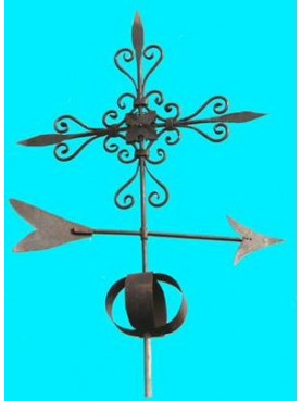 Copy of franch wind vane