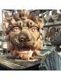 "Florence Medioeval Lion Mask ""Bertelli"""