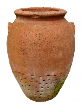 Orcio antico Toscano per la produzione delle olive in salamoia