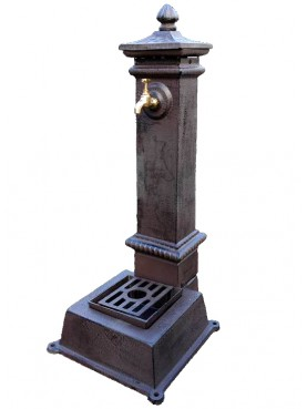Little Milan fountain cast-iron