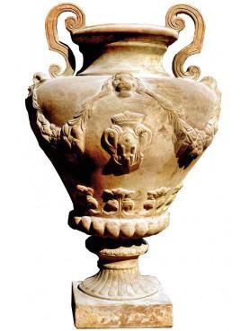 Vaso Mediceo in terracotta detto di Villa Garani
