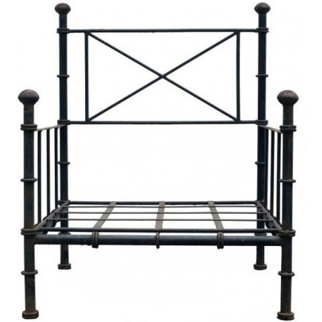 forged iron Armchair BAMBOO SERIES