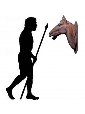 Castiron Horse head large size