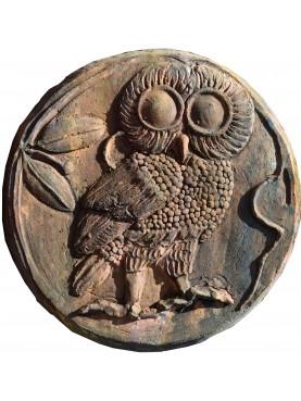 Roundel TETRADRAMMA OWL