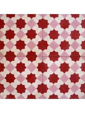 Cementine Idrauliche Rosso Rosa Crema