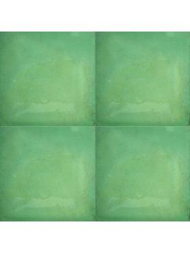 Cement tiles Green