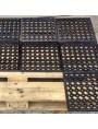 cast-iron grid Oxistop