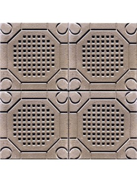 Outdoor cement tile