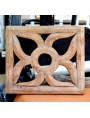 Ventilation grid terracotta