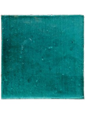 Moroccan Berber Tiles Green