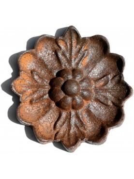 Cast-iron rosette