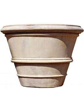 Conca da Limoni Toscana Ø60cm terracotta Impruneta