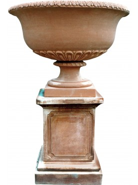 Great terracotta vase - Impruneta Florence