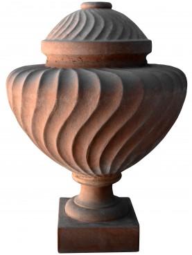 Vaso Romano in terracotta della famiglia Farnese