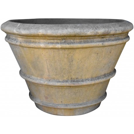 Conca da Limoni Toscana Ø95cm vaso terracotta