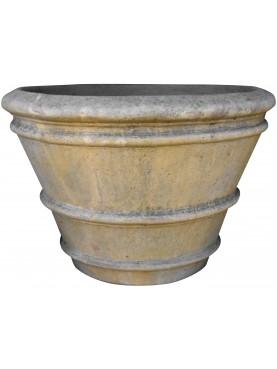 Conca da Limoni Toscana Ø 55 cm vaso terracotta