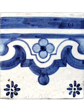 Cornice portoghese azulejos piastrella maiolica