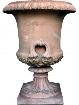 Grande vaso rinascimentale fiorentino con anse
