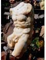 Copia accademica di busto Michelangiolesco