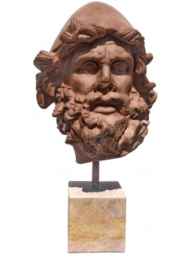 Terracotta Ulysses head