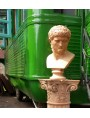 La nostra riproduzione da un calco originale Romano