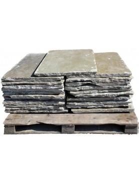 Pietra arenaria originale bellissima piastrelle 60 x 60 cm