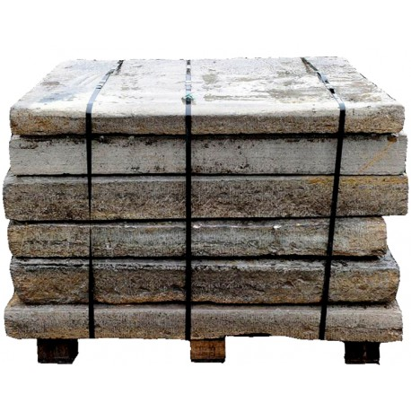 Large limestone slabs - thresholds of ancient houses
