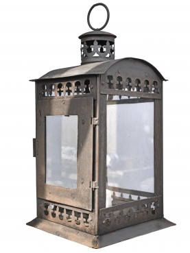 Garden lantern height 90 cm ancient design Tuscan reinassance style
