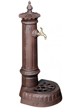Little cast-iron fountain