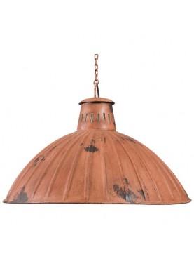 Plafoniere in ferro Ø49cm smaltato lampadario in sospensione industriale ferro