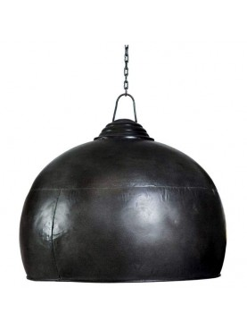 Iron ceiling lamp industrial suspension chandelier