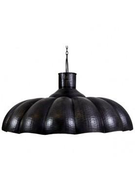 Plafoniere in ferro Ø85cm smaltato lampadario in sospensione industriale ferro