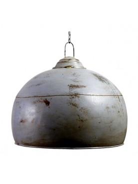 Plafoniere in ferro Ø40cm smaltato lampadario in sospensione industriale ferro
