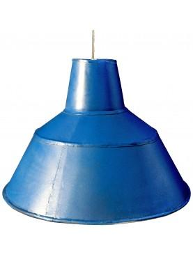 Plafoniera in ferro Ø40cm smaltato