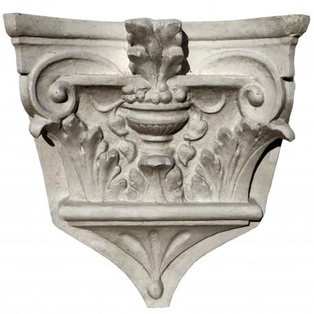 Roman capital in Plaster