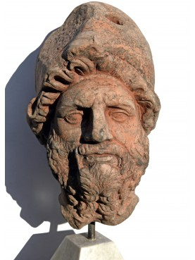 The original Greek of the Loggia dei Lanzi in Florence