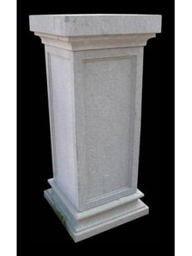 Colonna a sezione quadra