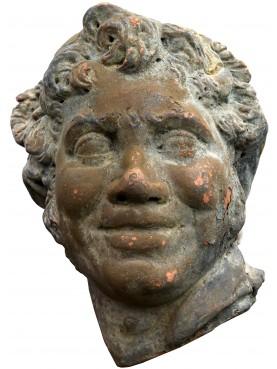 Centauro Furietti TERRACOTTA HEAD - the younger