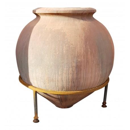 Reproduction of a terracotta Roman Dolium